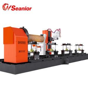 Eixo 5 Tubo Oxy-Fuel Plasma CNC máquina de corte de perfil