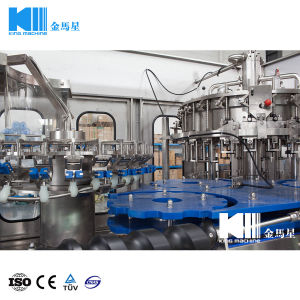 小規模の炭酸塩化された飲み物満ちる装置