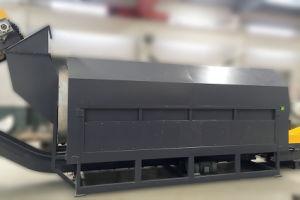 De de plastic Machine van de Wasmachine van de Film van het Afval Drijvende/Lijn van het Recycling van de Was van het Huisdier