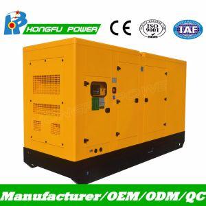 120квт номинальная мощность генератора дизельного двигателя Cummins тип прицепа генераторах