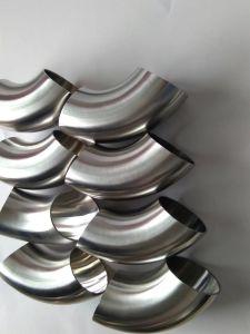 Comida de alta calidad accesorios de tubería de acero inoxidable de grado realizados en China