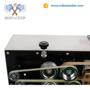 Fr-900 de la bolsa de continuo de alta calidad de la máquina de sellado