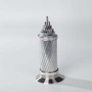 Acciaio di alluminio di rinforzo, lassù cavo elettrico nudo del conduttore di ACSR