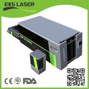machine de découpage au laser à filtre haute efficacité Platfor d'échange pour la vente