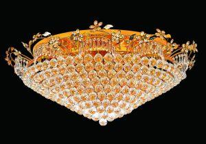 Moderne Kristallleuchter-Luxuxdeckenleuchten (cos9161)