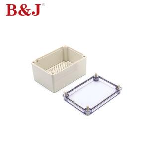 125x175x100mm Moistureproof Caixa de plástico da tampa transparente