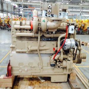 Cummins Higtの速度の水によって冷却されるKta19-C525ディーゼル機関