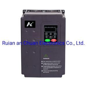 AC600 VFD 4/5.5 квт 7.5/11квт 380 В/400 В преобразователь частоты 3 фазы 50/60Гц с ISO Ce утверждения