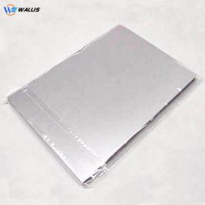 Impresión de alta calidad de inyección de tinta de plata de hoja de PVC