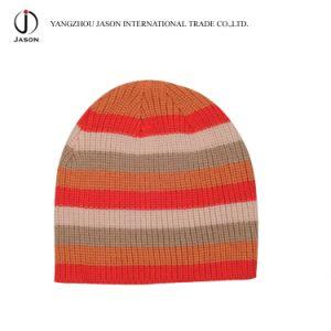 Cálido gorro de punto tejido cálido gorro de punto de invierno Toque Toque acrílico acrílico de Invierno de gorro de punto de invierno Hat
