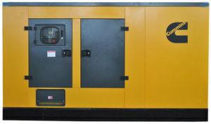80kw silencieux Générateur diesel 6 cylindres