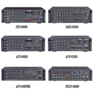 15W DC 12V AC 220V Mini amplificador de potencia (BT-788CC)