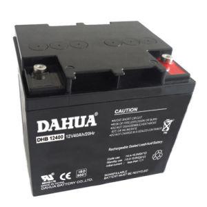 batteria acida al piombo dell'UPS di manutenzione sigillata VRLA di 12V 40ah liberamente