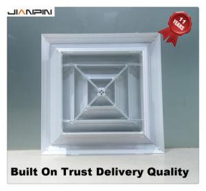 高品質4の方法天井の正方形の拡散器