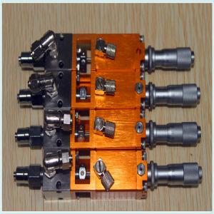 Perfil de aleación de aluminio de gran transformación de piezas de CNC