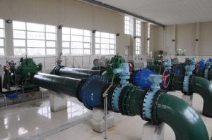 Alta bomba de bronce química del impulsor de la agua de mar del flujo