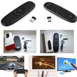 De hete Afstandsbediening Touchpad van de Muis van Fly Air van het Toetsenbord 2.4GHz van de Androïde Doos Ussp van TV