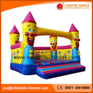 Gorila de salto animosa inflable del castillo de China para el parque de atracciones (T2-313)