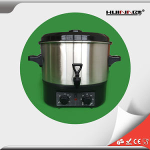 炊事道具を維持する新しいデザイン16L缶詰になる鍋