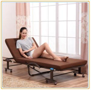 La parte superior venta cama plegable portátil con ruedas de 360 grados