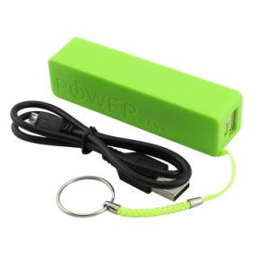 Banco 2600mAh Potencia Palo USB Portátil con Llavero
