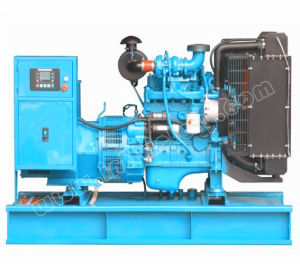 28kw Open Type Diesel Generator with Weifang Tianhe for Home & Commercial Uses