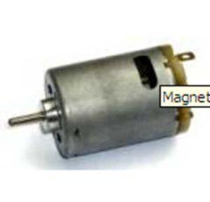 Motor dc Cepillo Mini serie (RS540S)