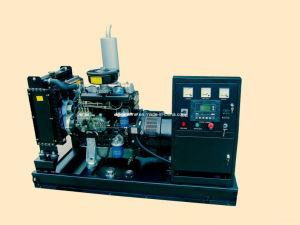 Angeschaltenes Generator Set Prime 30KVA - 32.5KVA