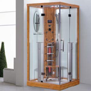 El cuarto de baño ducha de vapor (Dragon serie K017)