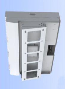 42 Zoll-wasserdichter Digitalsignage-videoanzeigen-Spieler LED LCD Spieler für im Freien bekanntmachend