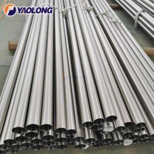 ASTM A778 Soldadura de Plasma Tubo de Acero Inoxidable Precio