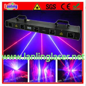 500 Мвт Фиолетовая Multi- туннеля жир лазерного луча дальнего света