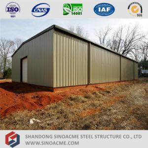 Prefabricados Sinoacme Bastidor de acero de la luz de almacén de estructura metálica