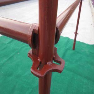 Nuevo sistema de fácil montaje Cross-Lock Andamios Andamios