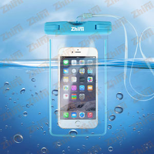 2016 nuovo Products Imported TPE + PVC Material Waterproof Caso, PVC Waterproof Bag di Mobile Phone per Cell Phone Caso