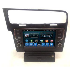 Androïde GPS van de Auto DVD HoofdGolf 7 van Volkswagen van de Eenheid