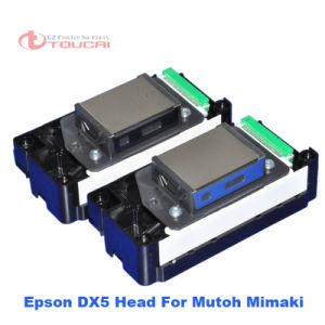 Mimaki jv33/JV5 Mutoh Vj1204/1304/1604 impresora original de la base de disolvente dx5 cabeza