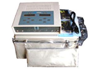 La doble Ion Cleanse Detox spa para pies (202)