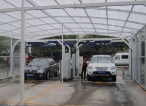 Galvanazingの熱い物質的な接触セリウムの証明書が付いている自由な車の洗濯機
