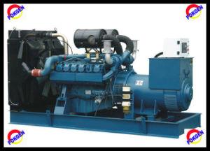 leiser Dieselgenerator 40kw/50kVA angeschalten durch Cummins Engine