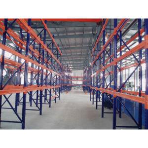 Prateleira seletiva do racking da pálete para o armazenamento do armazém (HY-26)