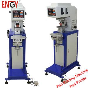 기계를 인쇄하는 고속 단 하나 색깔 잉크 우물 패드
