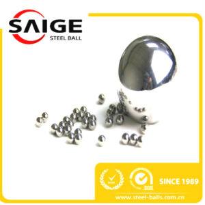 Sfera dell'acciaio inossidabile G200 del SUS 304 4.763mm del polacco di chiodo