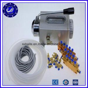 Pompa di olio centralizzata telaio automobilistico della mano del sistema di lubrificazione