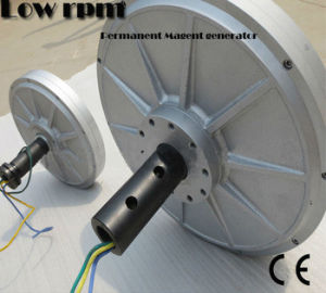 3kw-180rpm Coreless Hydro Turbine/Axial Flux Permanent Magnet Generator