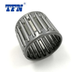 Eingesperrter gezeichneter Nadel-Rollenlager-Silber-Ton des Cup-Kt121616