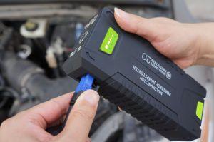 Автомобильный переход портативный стартера с Smart провода 20000 mAh