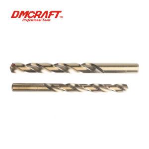 DIN338 de alta qualidade/DIN340 HSS Broca de torção Reta