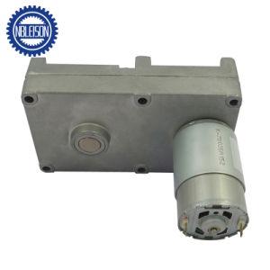 12V 24V DC Motor con caja de velocidades para electrodomésticos