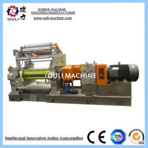 Дружественными используется два цилиндрических резиновых открытой заслонки смешения воздушных потоков мельница для ПВХ PP PA PE